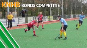 Uistagen 11-09-2016 - Poule D - 4e Klasse KNHB Bonds Competitie