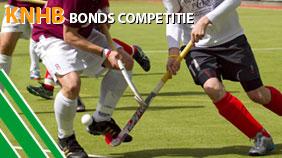 Speelronde 1 - Poule E - 4e Klasse KNHB Bonds Competitie