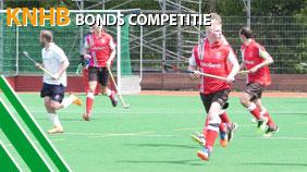 4e klasse D - 2017-2018 - Poule D - 4e Klasse KNHB Bonds Competitie