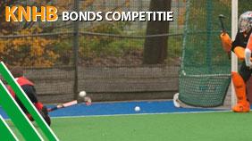 8-11 + 10-11 - Poule B - 4e Klasse KNHB Bonds Competitie