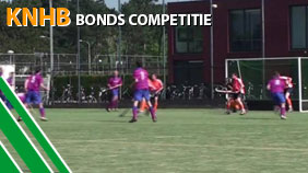 EInde seizoen - Poule A - 4e Klasse KNHB Bonds Competitie