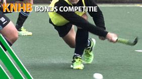 Selectietraining Westerpark H1 - Poule A - 4e Klasse KNHB Bonds Competitie